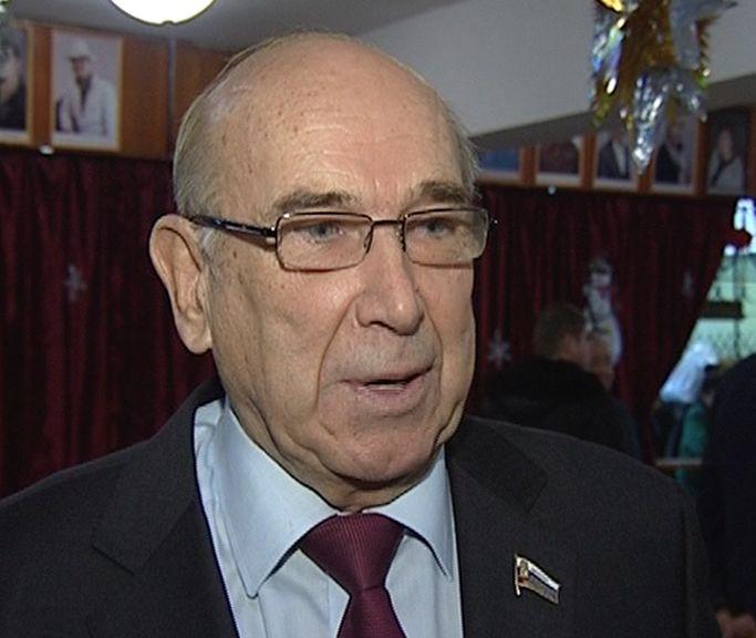 Виктор Рогоцкий уходит в Совет Федерации