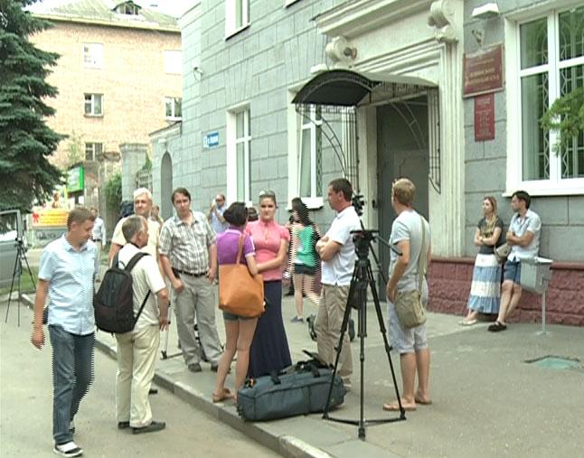 Что происходит в Ленинском районном суде