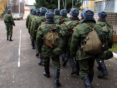 В Ярославской области наберут 900 призывников