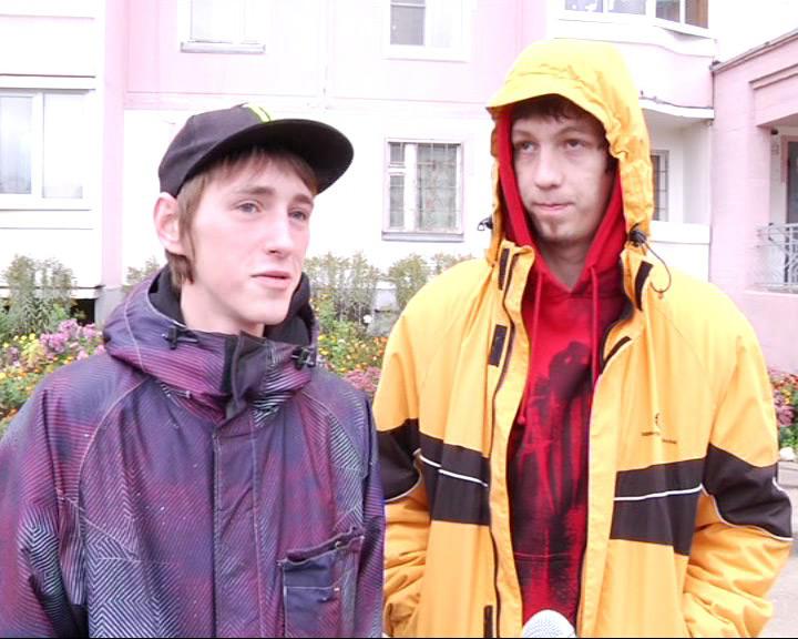 В Ярославле задержаны двое граффитчиков