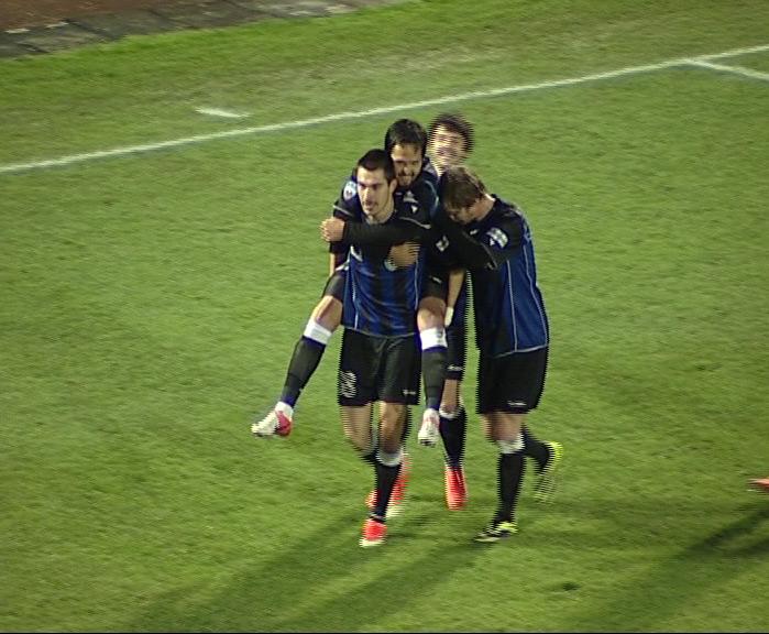 «Шинник» VS «Ангушт» 4-2