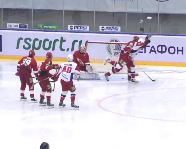 «Локомотив» VS «Витязь» 3-2
