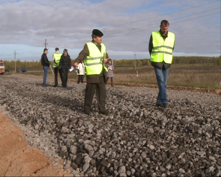 Новая дорога в Даниловском районе