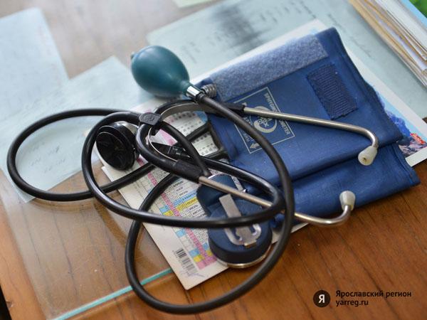 В Ярославле зафиксировано несколько случаев заболевания менингитом