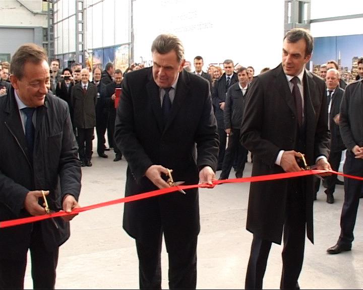 Новый завод на базе предприятия «Рыбинскэлетрокабель»