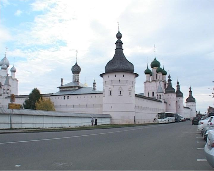 Ростовский кремль вошёл в десятку лучших!