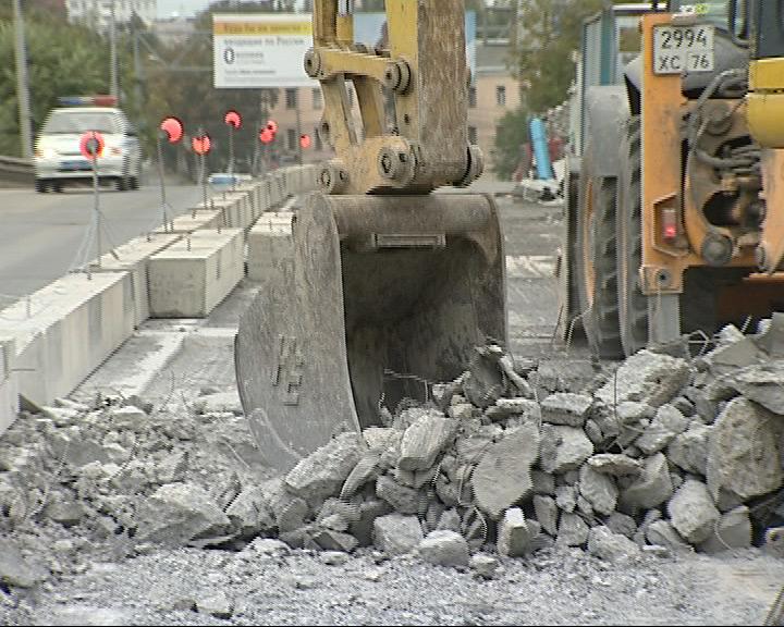 Октябрьский мост могут навсегда закрыть для грузового транспорта