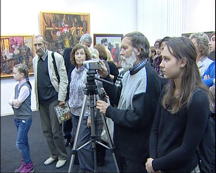 Ярославское отделение Союза художников празднует юбилей