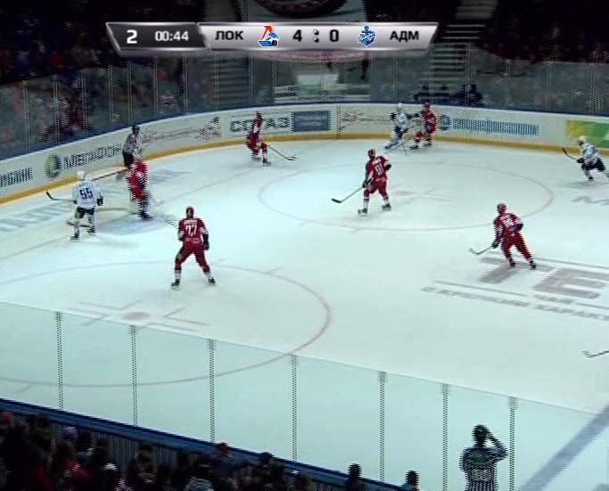 «Локомотив»-«Адмирал» 4-0