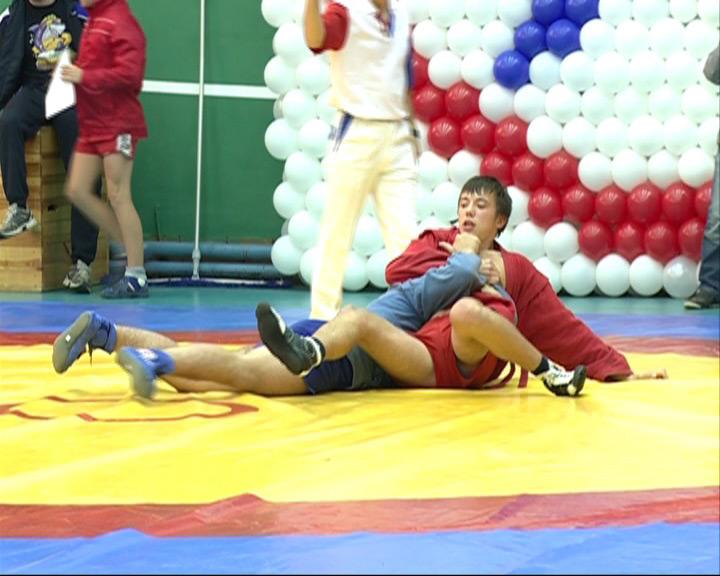 Стартовали Всероссийские соревнования по самбо