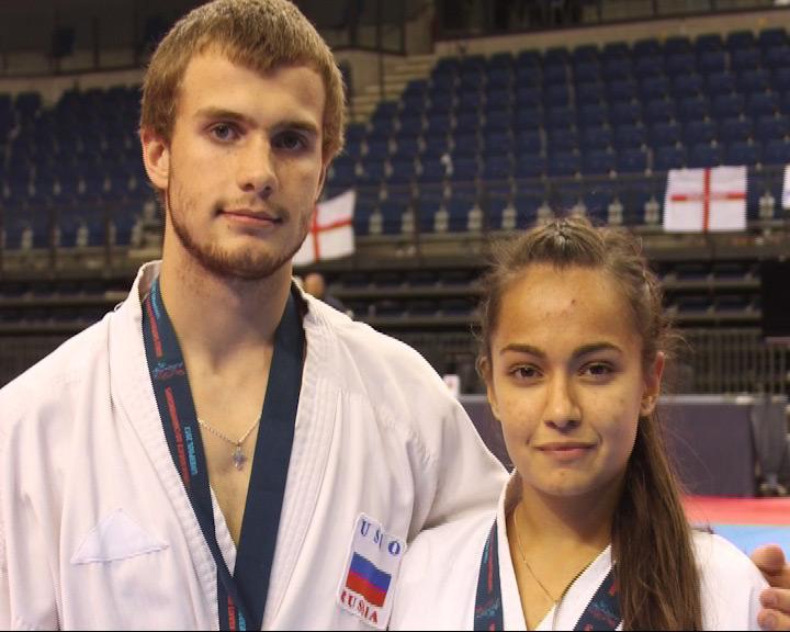 Чемпионате мира по каратэ: золото и бронза