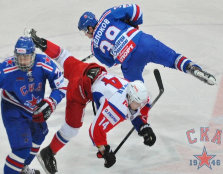 «Локо» продолжает ехать мимо соперников в Санкт-Петербурге