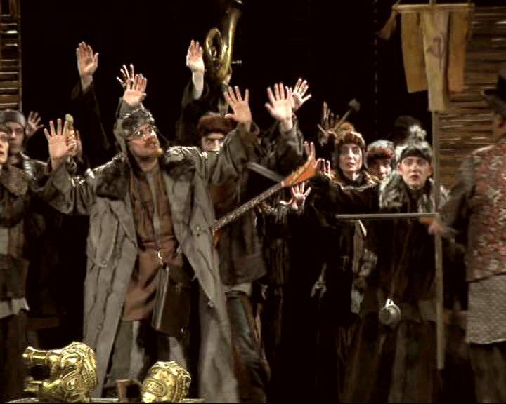 Завтра первый спектакль Казанского драматический театра