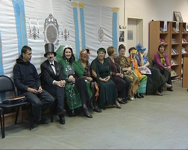 Бал-маскарад в честь дня рождения М. Ю. Лермонтова