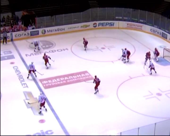 «Локо» принимал на льду «Арены-2000» белорусскую «Юность»