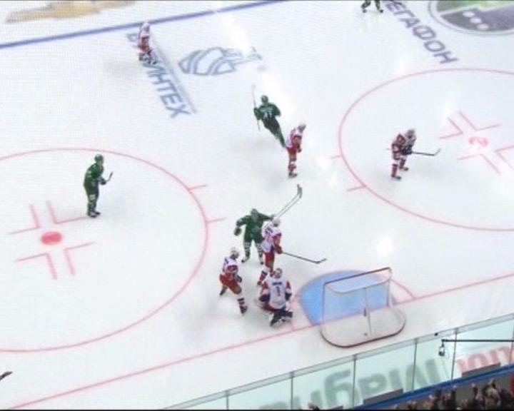 «Локомотив» VS «Салават Юлаев» 1-3