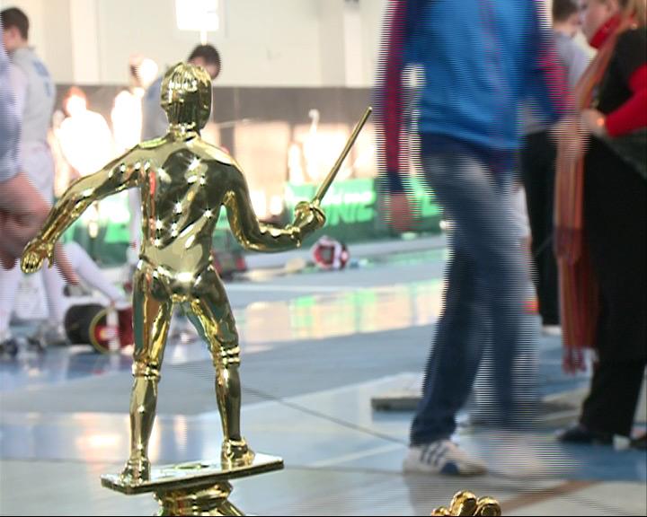Стартовал Всероссийский турнир по фехтованию на рапирах