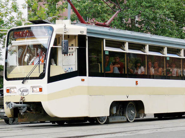 В Ярославле временно сократят маршрут трамваев