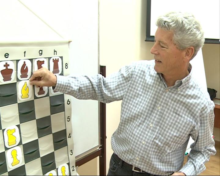 Лекция президента международной шахматной школы «Шахматная игра как модель жизни»