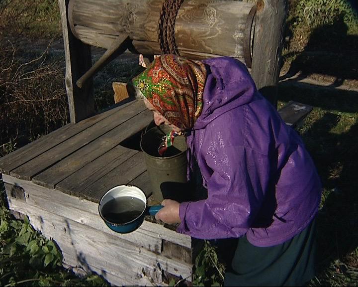Чистая вода стала роскошью для жителей деревни Семеново