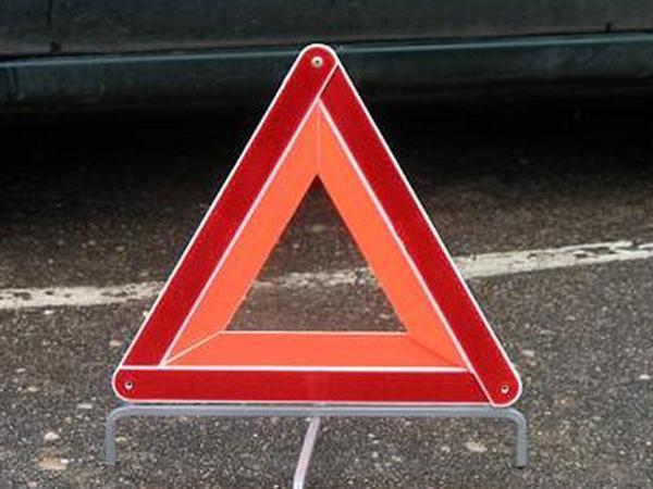 Ремень безопасности спас участника тройного ДТП
