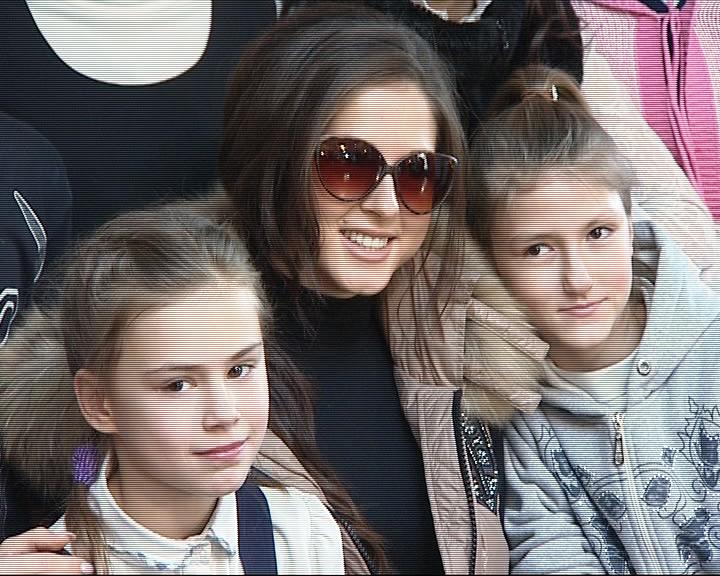 В Ярославль сегодня приехала певица Нюша