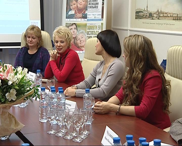 Сильные женщины против остеопороза