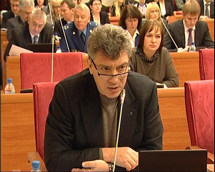 На заседании областной Думы обсудили дело в отношении Юрия Ласточкина