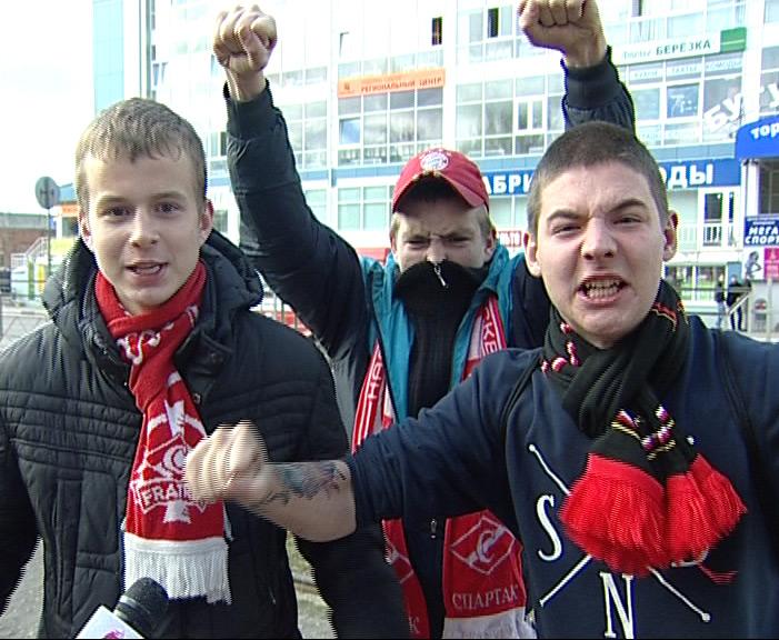 Из Москвы каждый час прибывают болельщики