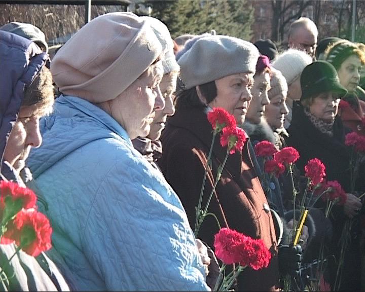 Вспоминают людей, пострадавших в ходе политических репрессий