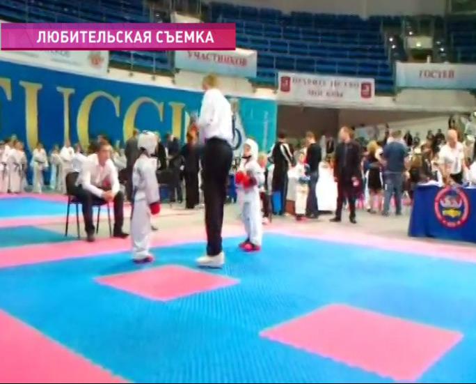 В Москве завершился Всероссийский турнир по тхэквондо