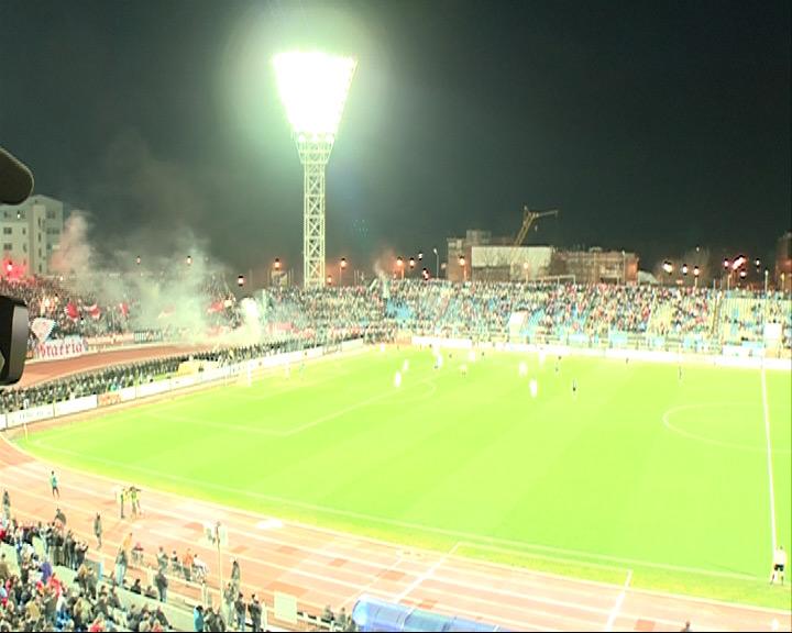 На стадионе «Шинник» подсчитывают ущерб