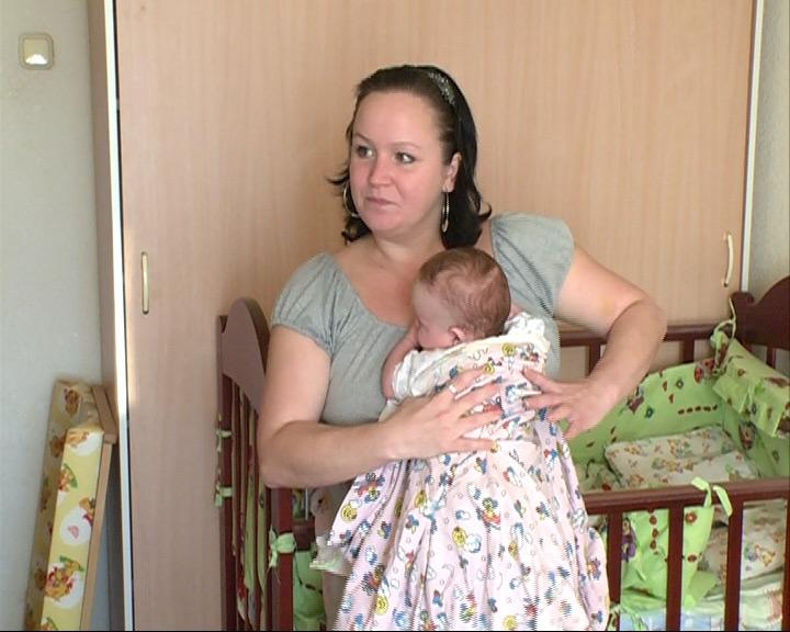 Мать с ребенком лежали в одной палате с больной туберкулезом