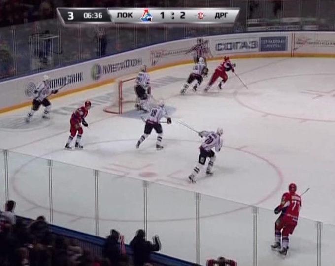 «Локомотив» VS «Динамо» 1-2