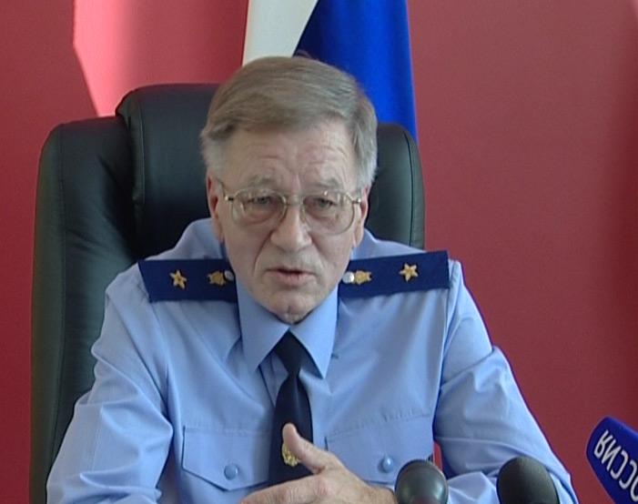 Ровно год в должности прокурора Ярославской области