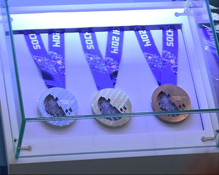 Ярославцы могут увидеть медали Олимпийских игр