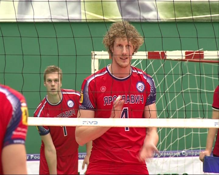 В «Атланте» стартует российская волейбольная Суперлига