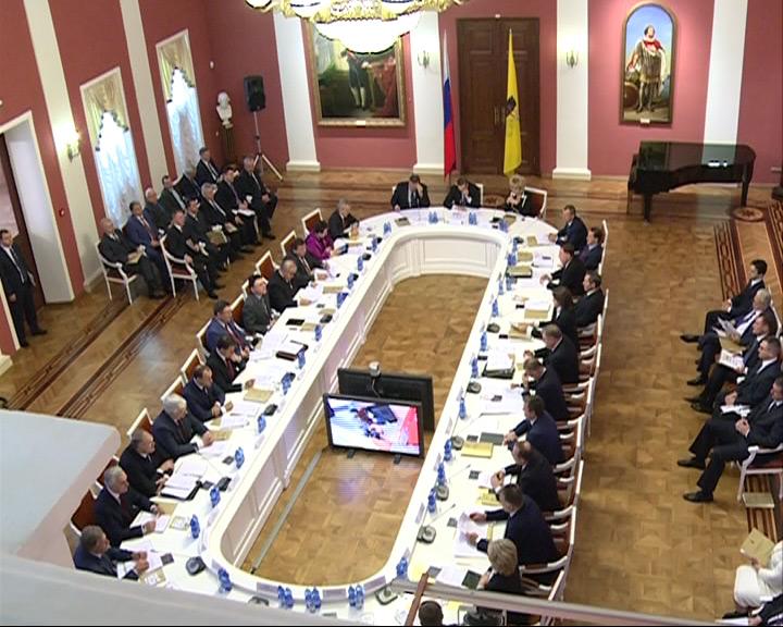 Совет ЦФО в Ярославле