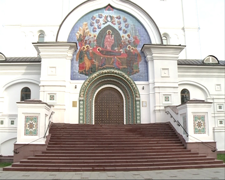 Два праздника - светский и духовный - отметили ярославцы