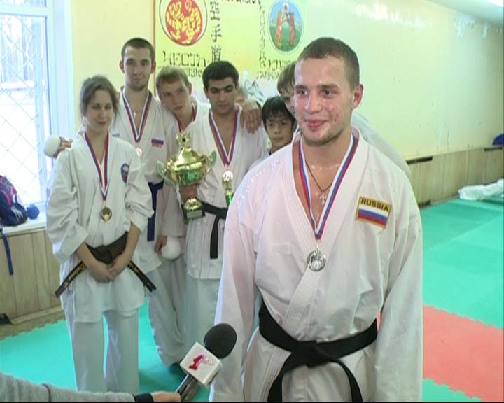 Завершился 15-й Кубок страны по каратэ