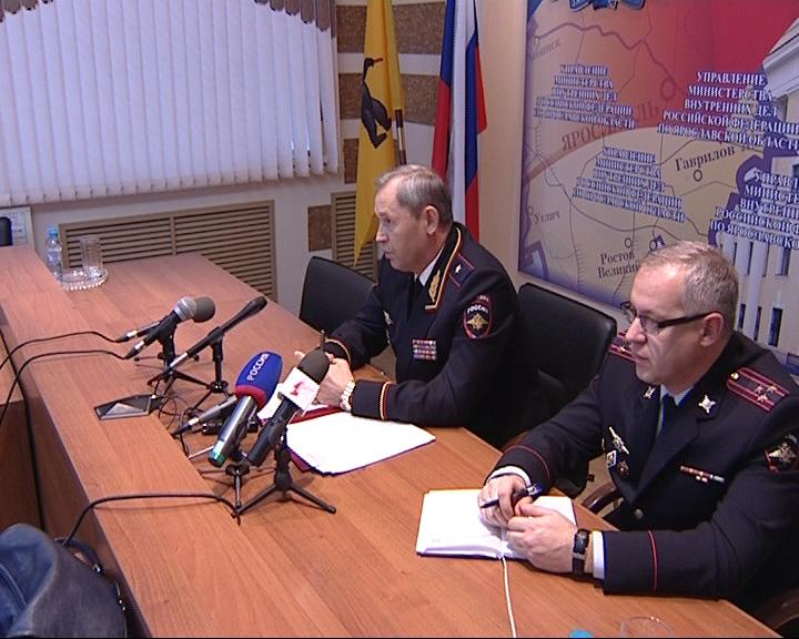 Начальник областного УМВД отчитался о работе своего ведомства