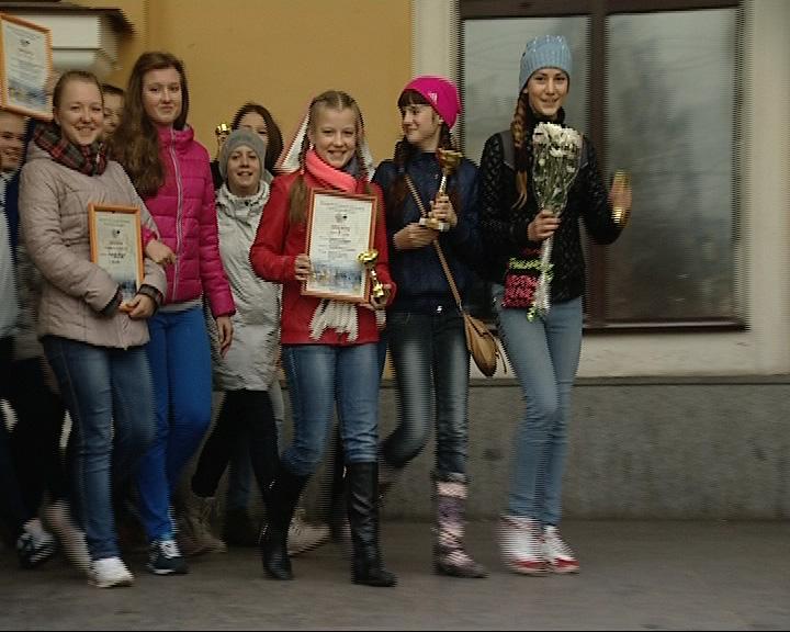 Из Чехии вернулись юные таланты