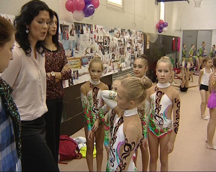 Межрегиональный турнир по художественной гимнастике
