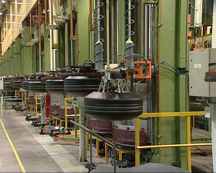 Шинный завод выпустил серию новых покрышек