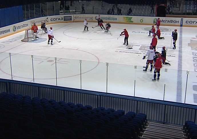 Ноябрьскую серию игр «Локомотив» начинает поединком с питерским «СКА»