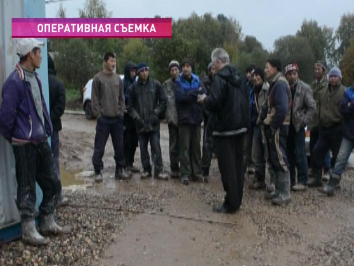 В Ростове Великом задержали нелегалов