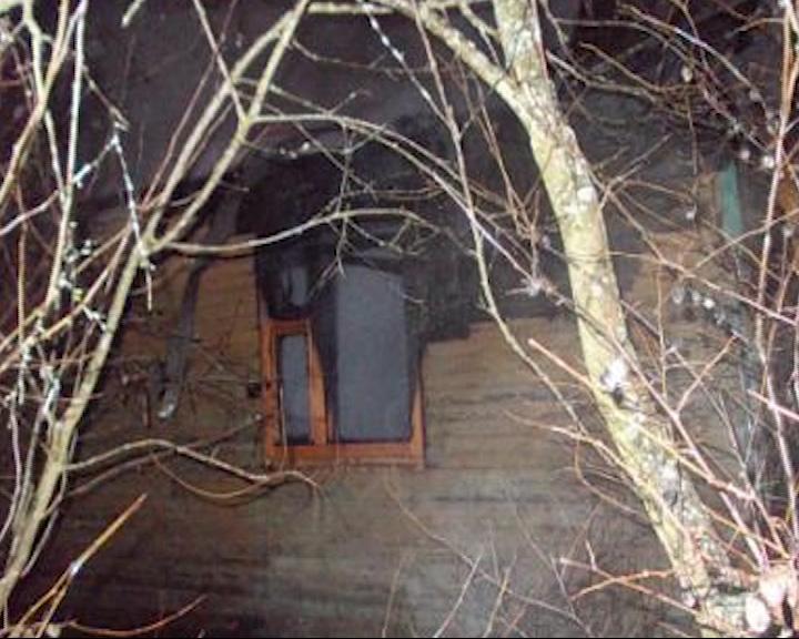 Пожар в деревне Прусово унес жизнь человека