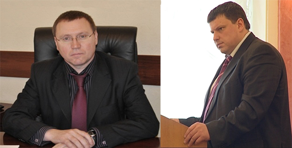 Розанов и Бураков арестованы