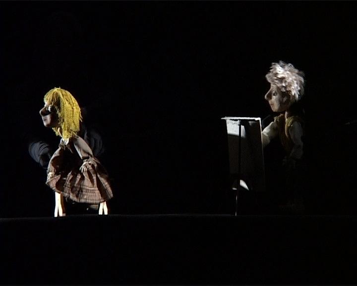 Кукольный спектакль «Снежная королева»