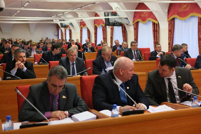 В первом чтении принят бюджет Ярославской области на 2014 год